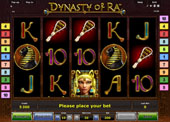vlt dynasty of ra