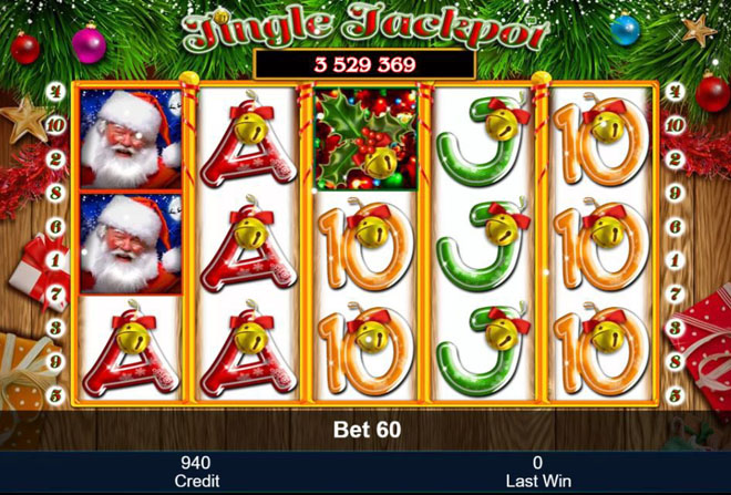 vlt jingle jackpot gratis