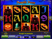 vlt online Pumpkin Power