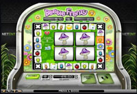 griglia slot machine beetle frenzy