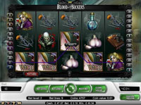 griglia slot online blood suckers