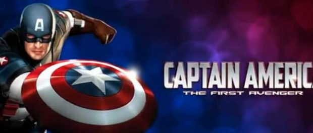 slot Slot Captain America The First Avenger gratis