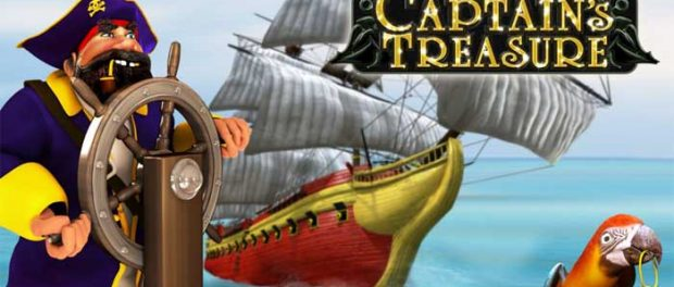 slot captain's treasure gratis