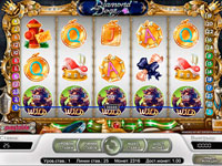 schermata slot online diamond dogs