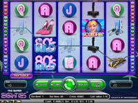 schermo slot online the super eighties
