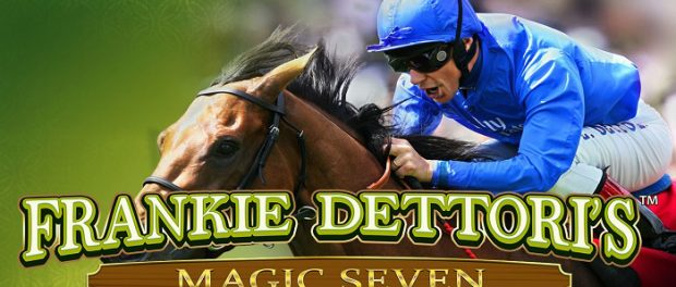 slot frankie dettori's magic seven