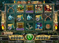 griglia slot ghost pirates