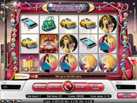 schermo slot machine hot city
