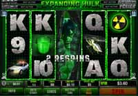 schermo slot the incredible hulk 50 lines