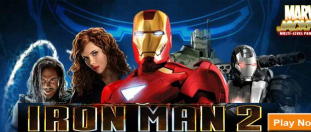 slot iron man 2 gratis