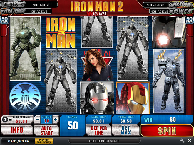 iron man 2 gratis