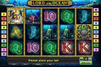 schermata slot vlt lord of the ocean