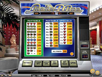 paytable slot lucky 8 lines
