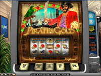 grglia slot pirate's gold
