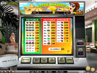 tabella vincite slot safari madness