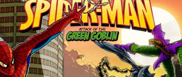slot spiderman attack of the green goblin gratis