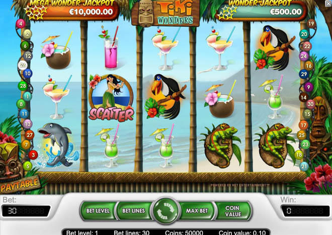 demo slot tiki wonders