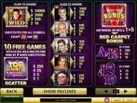 tabella pagamenti slot machine top trumps celebs