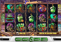 griglia slot wild witches