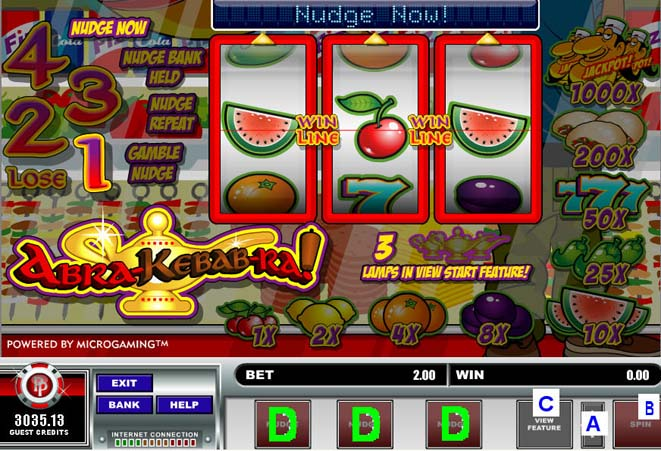 demo free slot machine abra kebab ra
