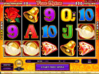 bonus slot machine burning desire