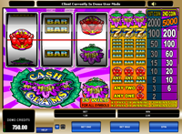 schermo slot online cash clams