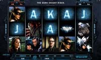 schermata slot the dark knight rises