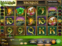 griglia slot machine irish magic
