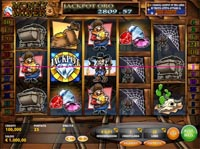 griglia slot machine money miner
