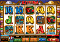 griglia slot machine riviera riches