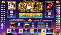 vlt online where's the gold