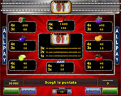 paytable vlt online Magic 81 Lines